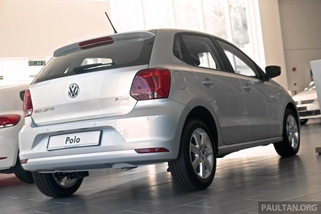 Volkswagen Polo Facelift 4