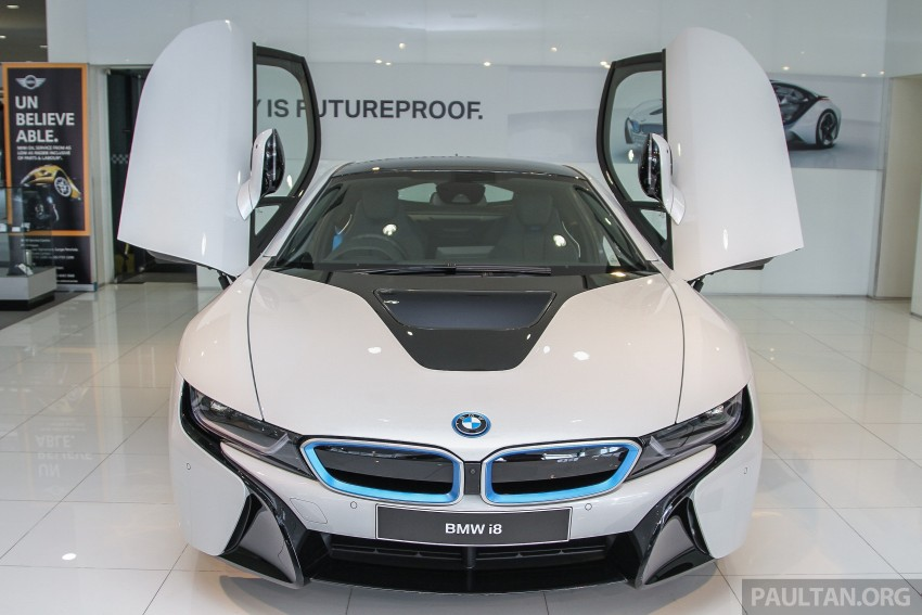 GALLERY: BMW i8, M3 Sedan – i, M performance Image #339667