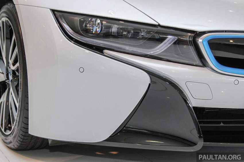GALLERY: BMW i8, M3 Sedan – i, M performance Image #339685