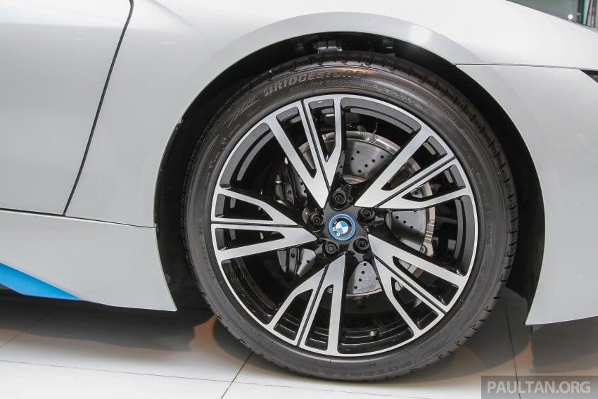 GALLERY: BMW i8, M3 Sedan – i, M performance Image #339691