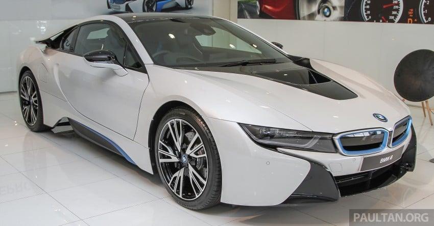 GALLERY: BMW i8, M3 Sedan – i, M performance Image #339669