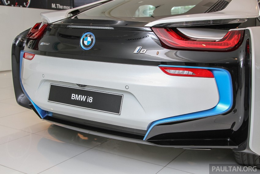 GALLERY: BMW i8, M3 Sedan – i, M performance Image #339708