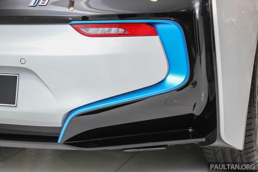 GALLERY: BMW i8, M3 Sedan – i, M performance Image #339711