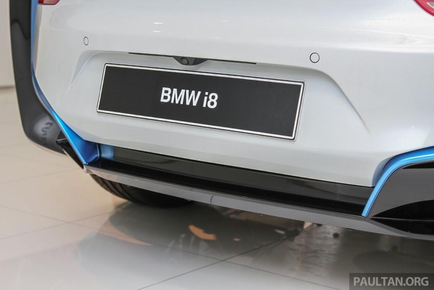 GALLERY: BMW i8, M3 Sedan – i, M performance Image #339713