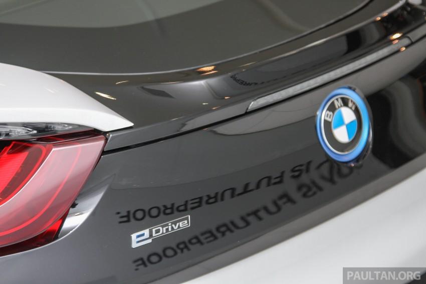 GALLERY: BMW i8, M3 Sedan – i, M performance Image #339715