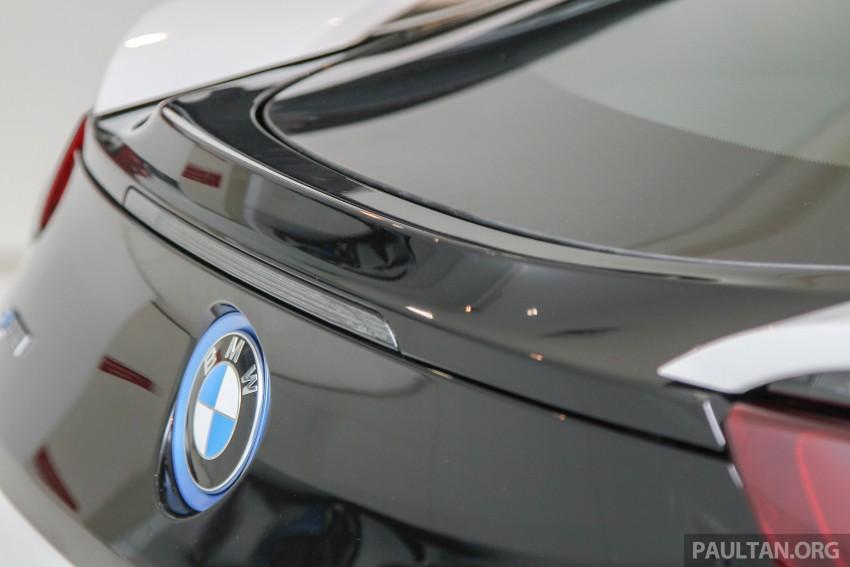 GALLERY: BMW i8, M3 Sedan – i, M performance Image #339717