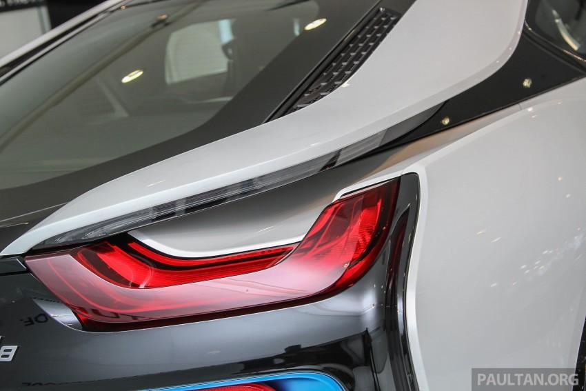 GALLERY: BMW i8, M3 Sedan – i, M performance Image #339719