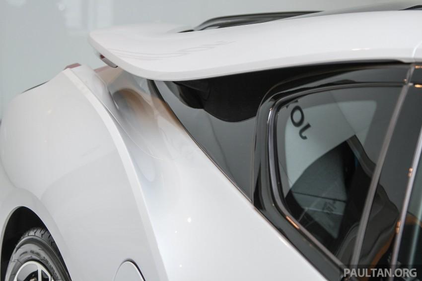 GALLERY: BMW i8, M3 Sedan – i, M performance Image #339723