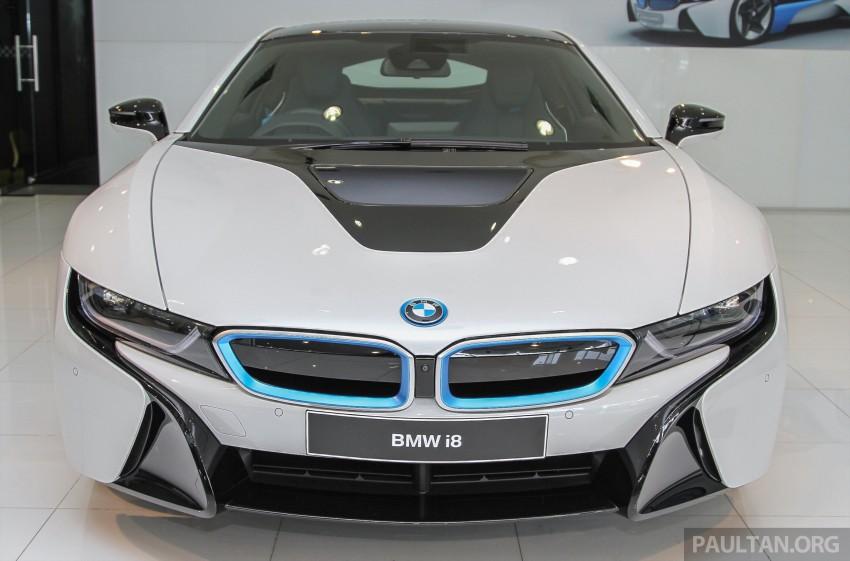 GALLERY: BMW i8, M3 Sedan – i, M performance Image #339671