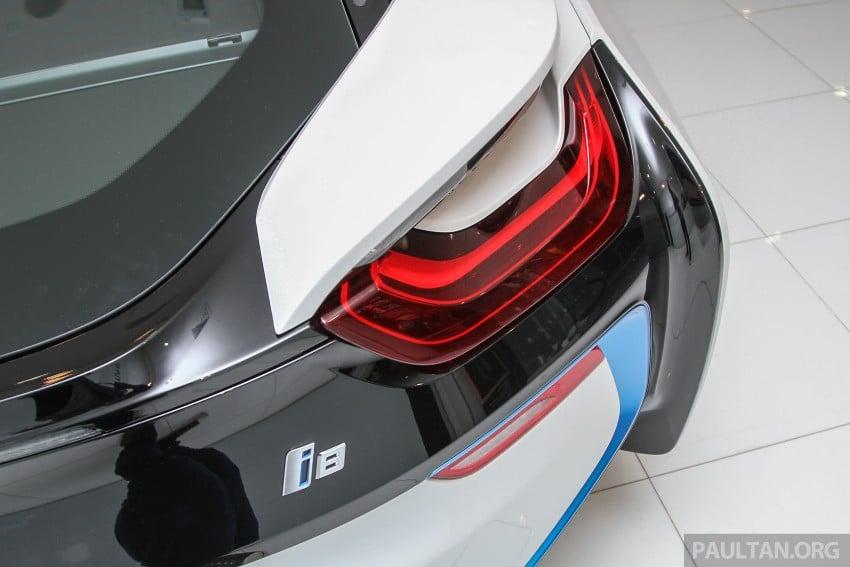 GALLERY: BMW i8, M3 Sedan – i, M performance Image #339727