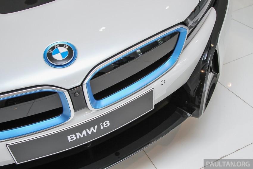 GALLERY: BMW i8, M3 Sedan – i, M performance Image #339728
