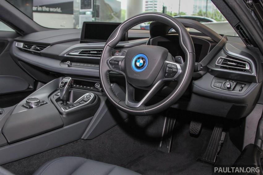 GALLERY: BMW i8, M3 Sedan – i, M performance Image #339732