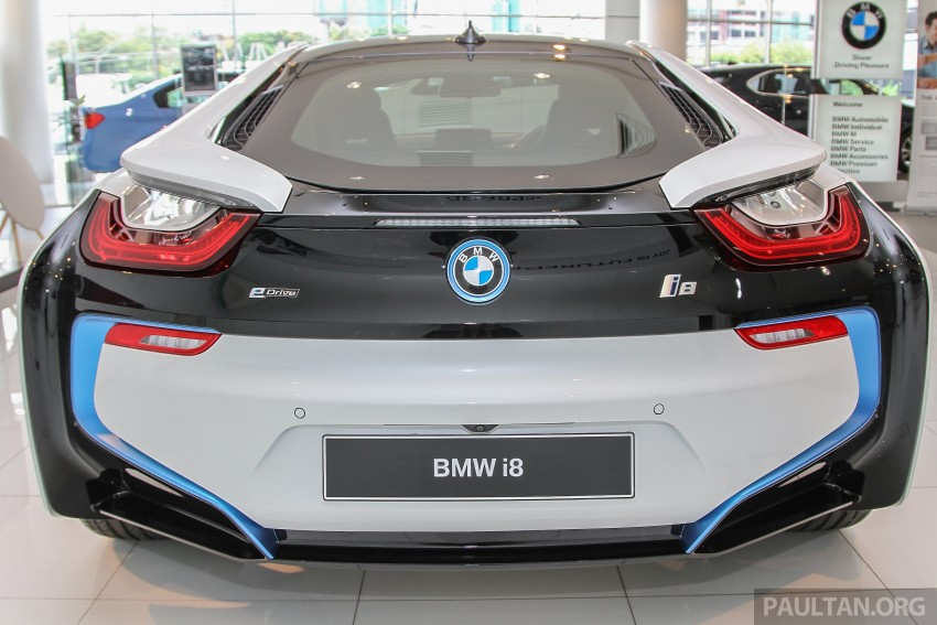 GALLERY: BMW i8, M3 Sedan – i, M performance Image #339673