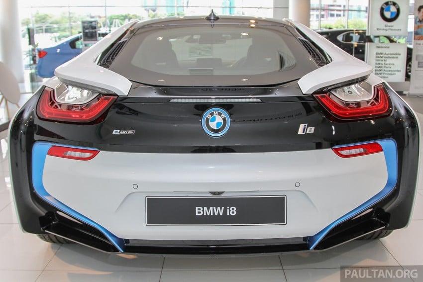 GALLERY: BMW i8, M3 Sedan – i, M performance Image #339673