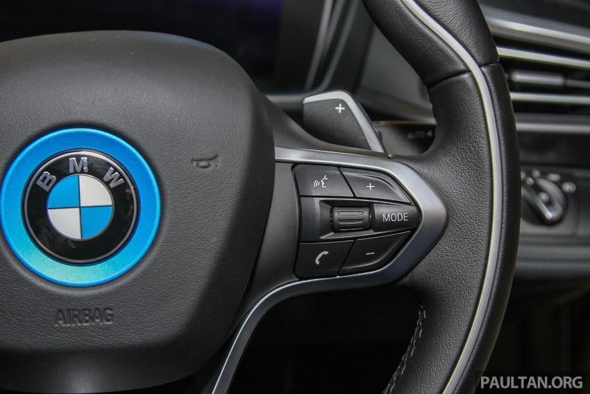 GALLERY: BMW i8, M3 Sedan – i, M performance Image #339742