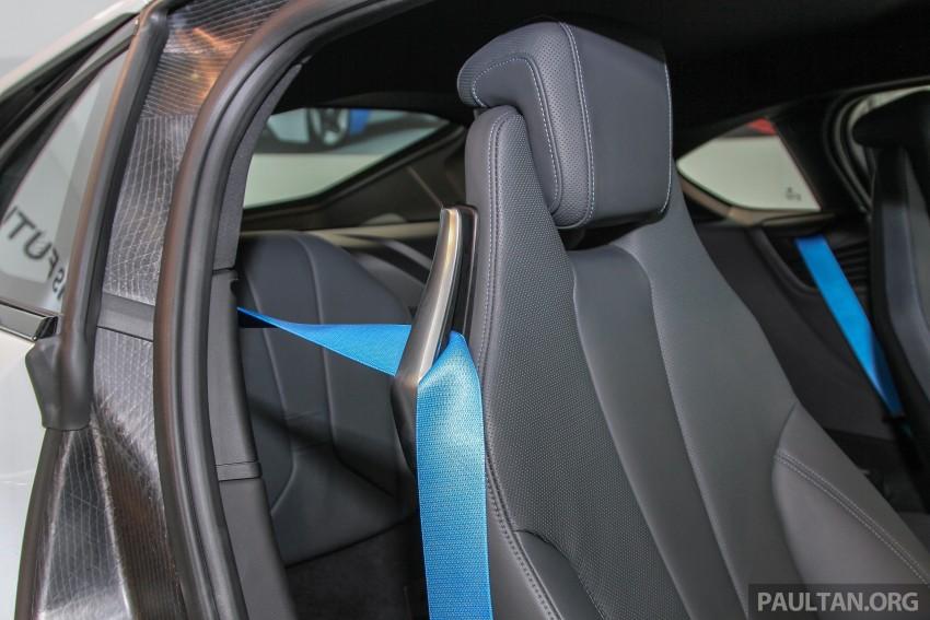 GALLERY: BMW i8, M3 Sedan – i, M performance Image #339745