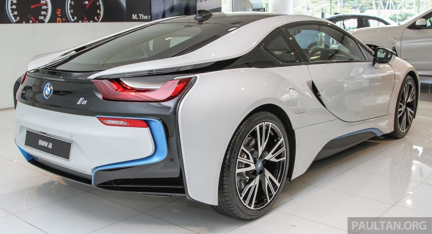 GALLERY: BMW i8, M3 Sedan – i, M performance Image #339675