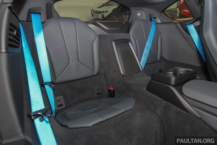 GALLERY: BMW i8, M3 Sedan – i, M performance Image #339749