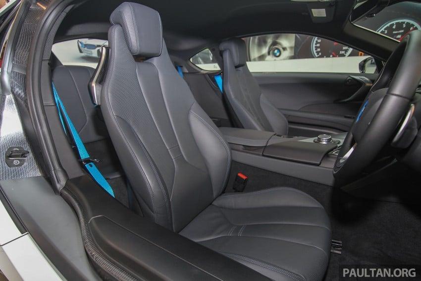 GALLERY: BMW i8, M3 Sedan – i, M performance Image #339750