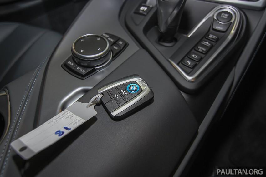 GALLERY: BMW i8, M3 Sedan – i, M performance Image #339751