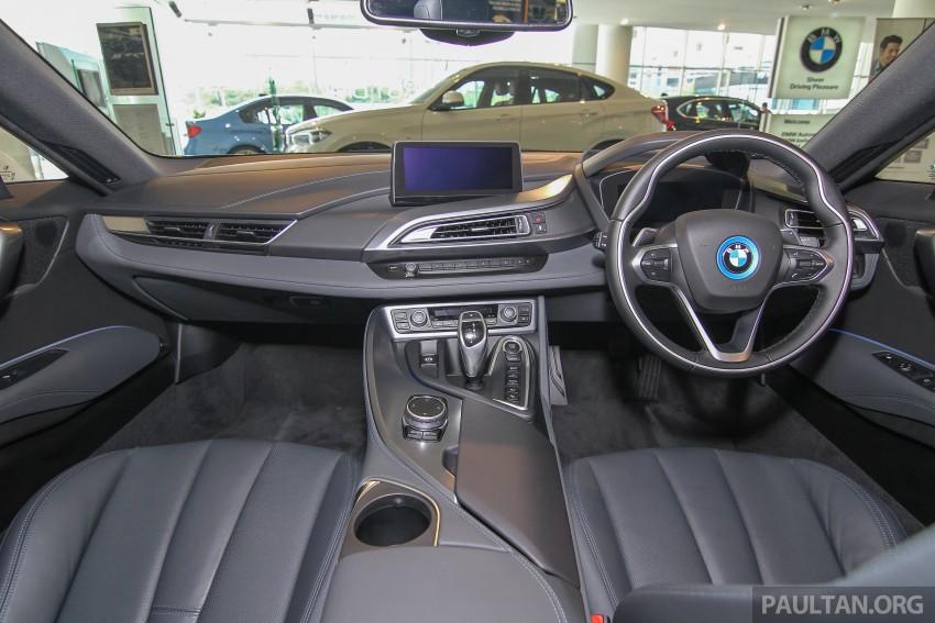GALLERY: BMW i8, M3 Sedan – i, M performance Image #339753