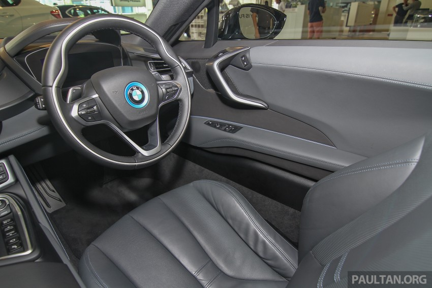 GALLERY: BMW i8, M3 Sedan – i, M performance Image #339755