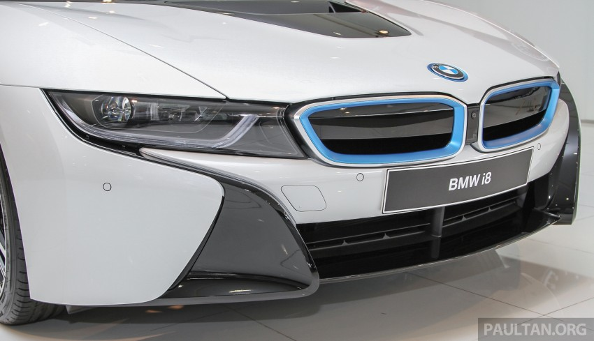GALLERY: BMW i8, M3 Sedan – i, M performance Image #339677