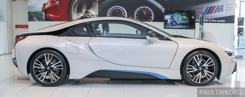 GALLERY: BMW i8, M3 Sedan – i, M performance Image #339761