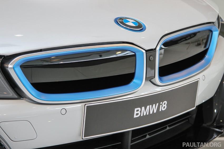 GALLERY: BMW i8, M3 Sedan – i, M performance Image #339679
