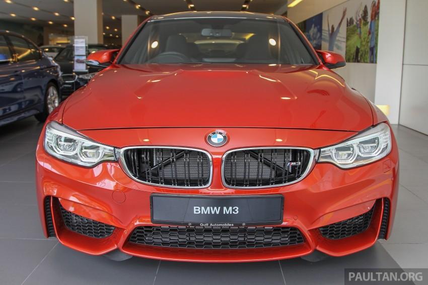 GALLERY: BMW i8, M3 Sedan – i, M performance Image #339762