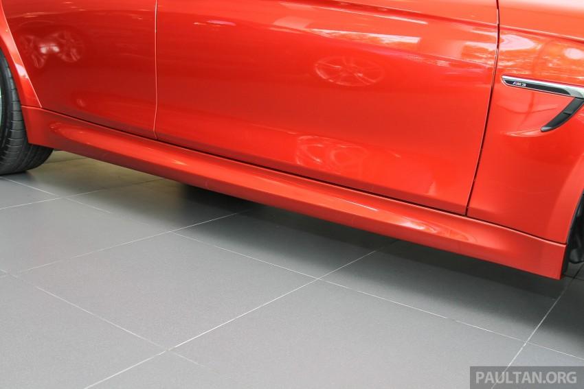 GALLERY: BMW i8, M3 Sedan – i, M performance Image #339773