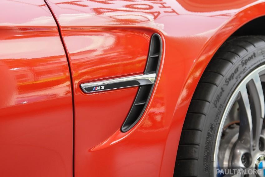 GALLERY: BMW i8, M3 Sedan – i, M performance Image #339774