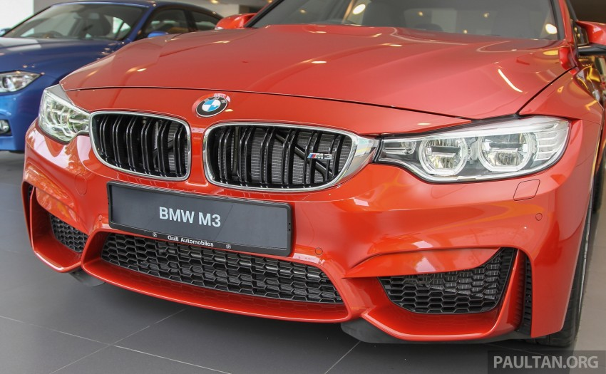 GALLERY: BMW i8, M3 Sedan – i, M performance Image #339764