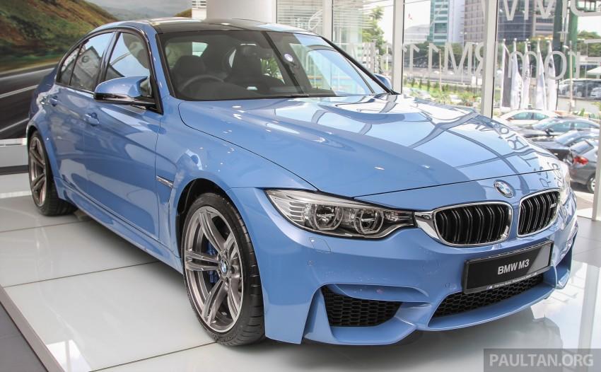 GALLERY: BMW i8, M3 Sedan – i, M performance Image #339832