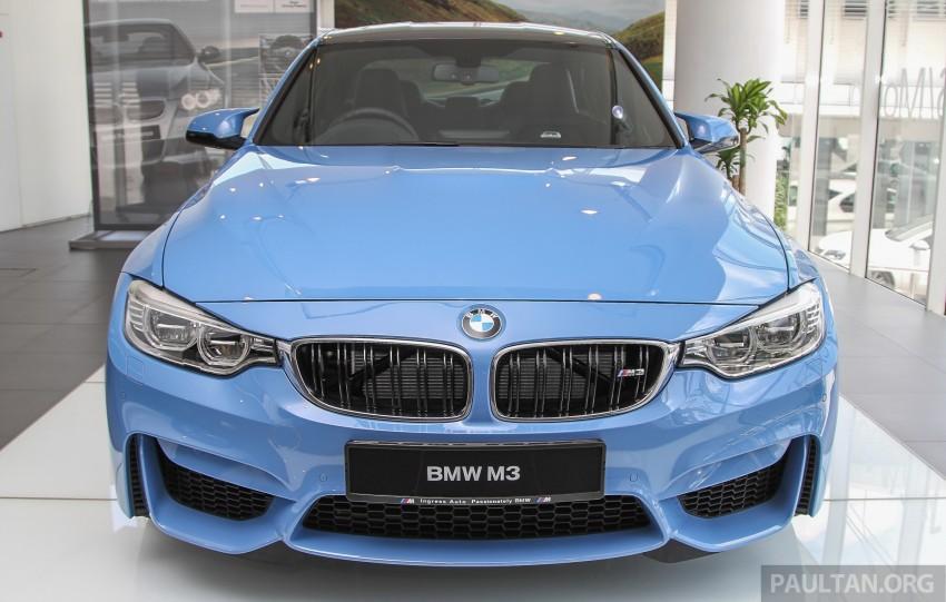 GALLERY: BMW i8, M3 Sedan – i, M performance Image #339834