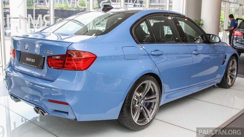 GALLERY: BMW i8, M3 Sedan – i, M performance Image #339835