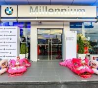bmw millennium 1