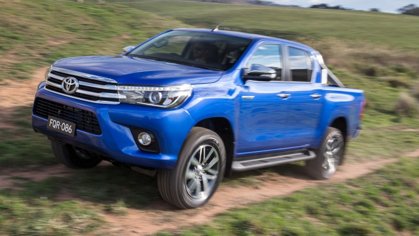 2016 Toyota Hilux – eighth-gen officially unveiled Image #341625