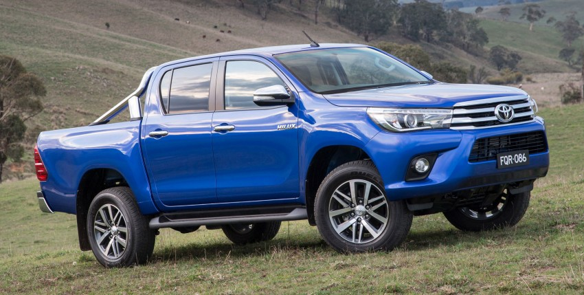 2016 Toyota Hilux – eighth-gen officially unveiled Image #341626