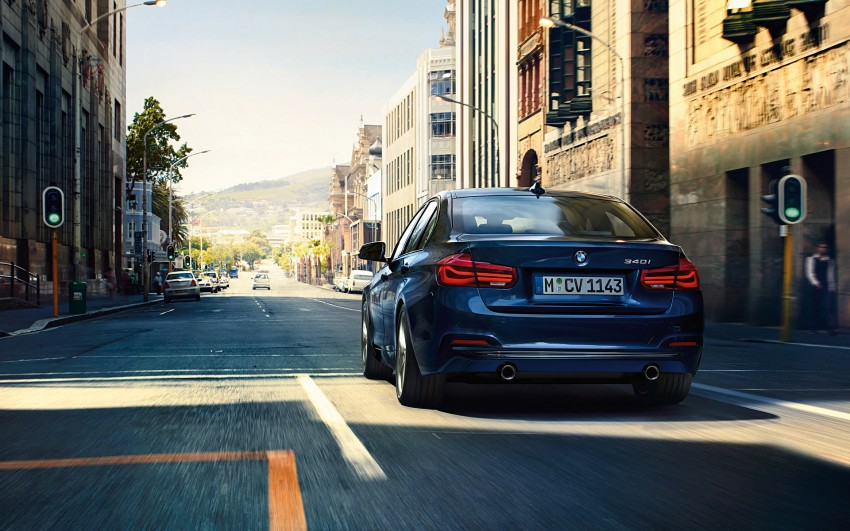 F30 BMW 3 Series LCI unveiled – updated looks, new engine lineup, 330e plug-in hybrid coming 2016 Image #343339