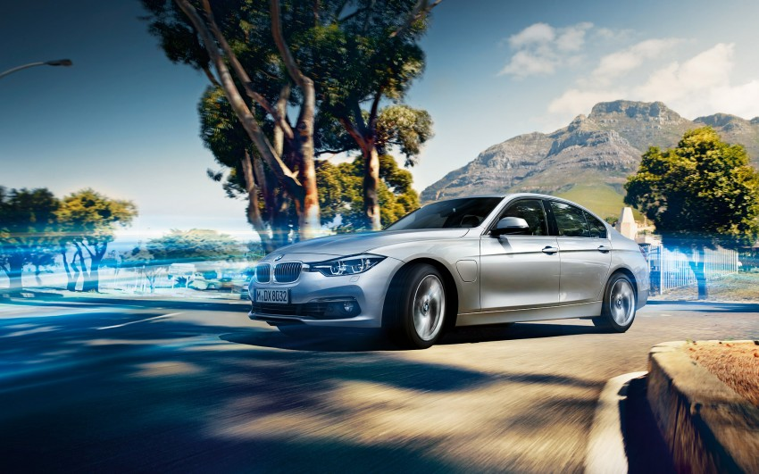 F30 BMW 3 Series LCI unveiled – updated looks, new engine lineup, 330e plug-in hybrid coming 2016 Image #343340