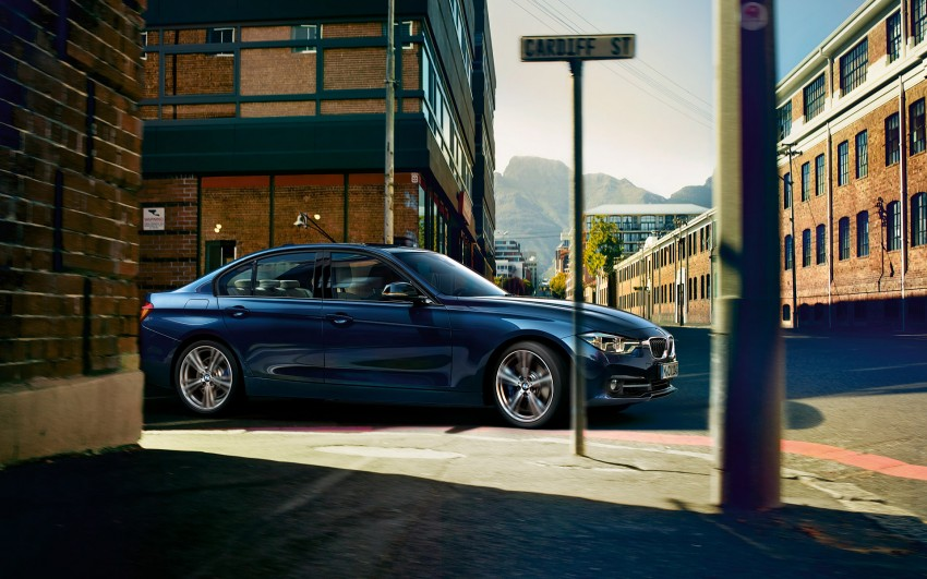 F30 BMW 3 Series LCI unveiled – updated looks, new engine lineup, 330e plug-in hybrid coming 2016 Image #343345
