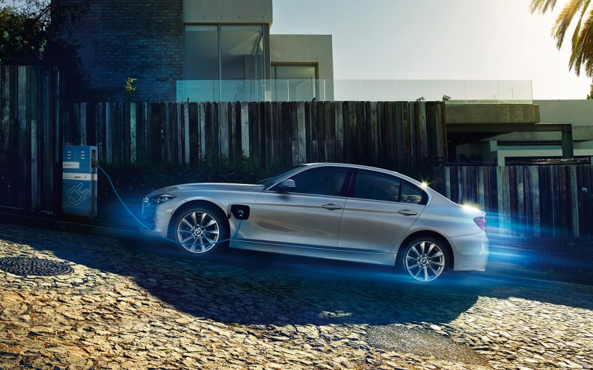 F30 BMW 3 Series LCI unveiled – updated looks, new engine lineup, 330e plug-in hybrid coming 2016 Image #343347