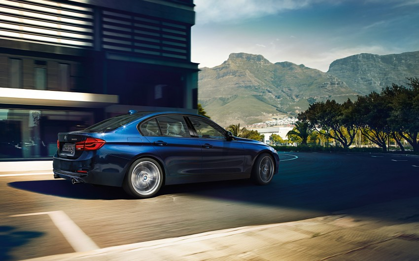 F30 BMW 3 Series LCI unveiled – updated looks, new engine lineup, 330e plug-in hybrid coming 2016 Image #343351