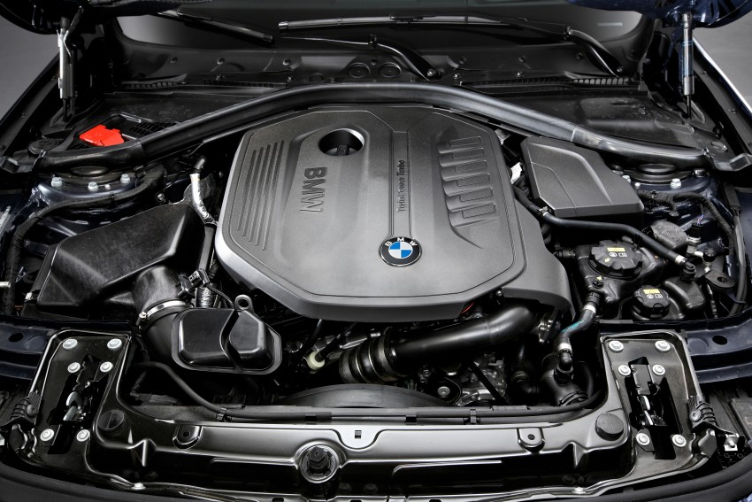 F30 BMW 3 Series LCI unveiled – updated looks, new engine lineup, 330e plug-in hybrid coming 2016 Image #336455