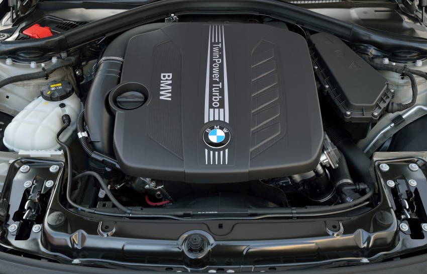 F30 BMW 3 Series LCI unveiled – updated looks, new engine lineup, 330e plug-in hybrid coming 2016 Image #336456