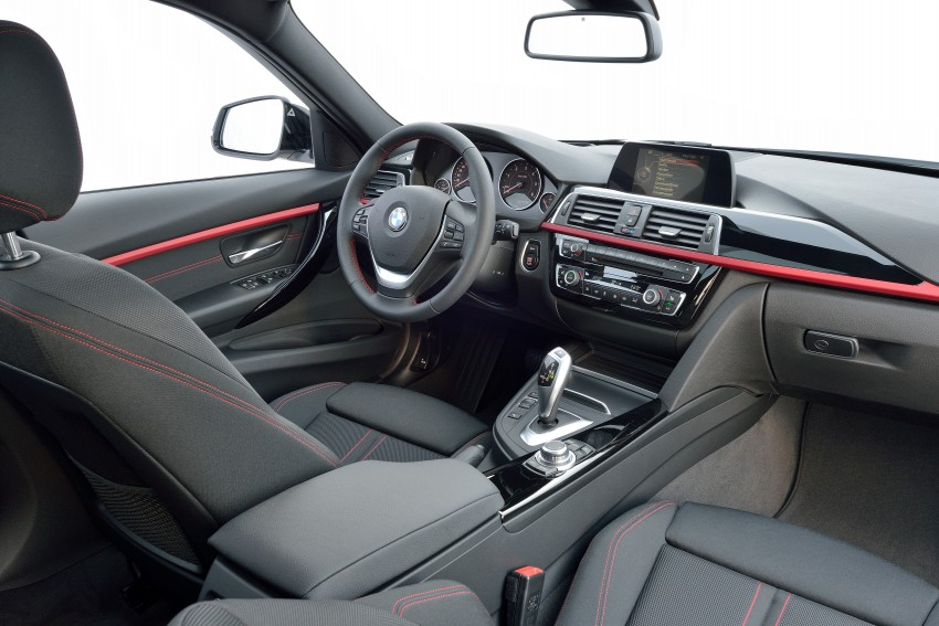 F30 BMW 3 Series LCI unveiled – updated looks, new engine lineup, 330e plug-in hybrid coming 2016 Image #336401