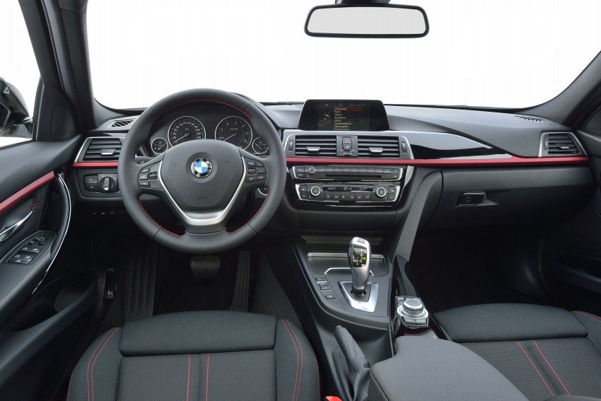 F30 BMW 3 Series LCI unveiled – updated looks, new engine lineup, 330e plug-in hybrid coming 2016 Image #336405