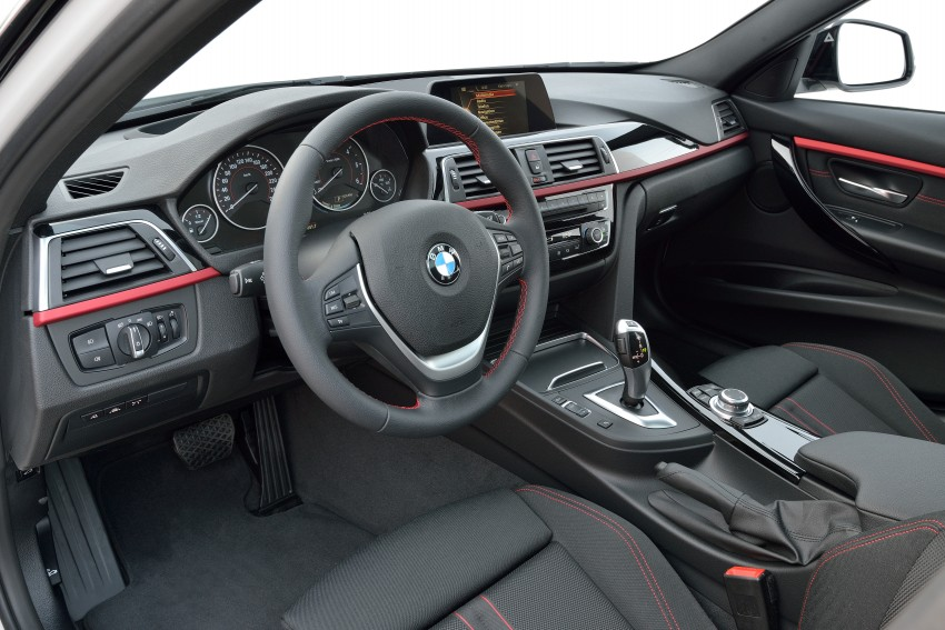 F30 BMW 3 Series LCI unveiled – updated looks, new engine lineup, 330e plug-in hybrid coming 2016 Image #336398
