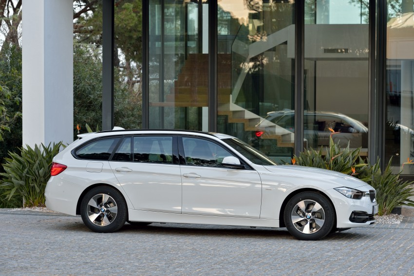 F30 BMW 3 Series LCI unveiled – updated looks, new engine lineup, 330e plug-in hybrid coming 2016 Image #336413